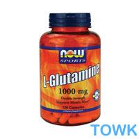 【NOW】L-Glutamine 速養療 左旋麩醯胺酸
